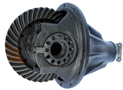 DIFFERENTIAL ASSY 7X39